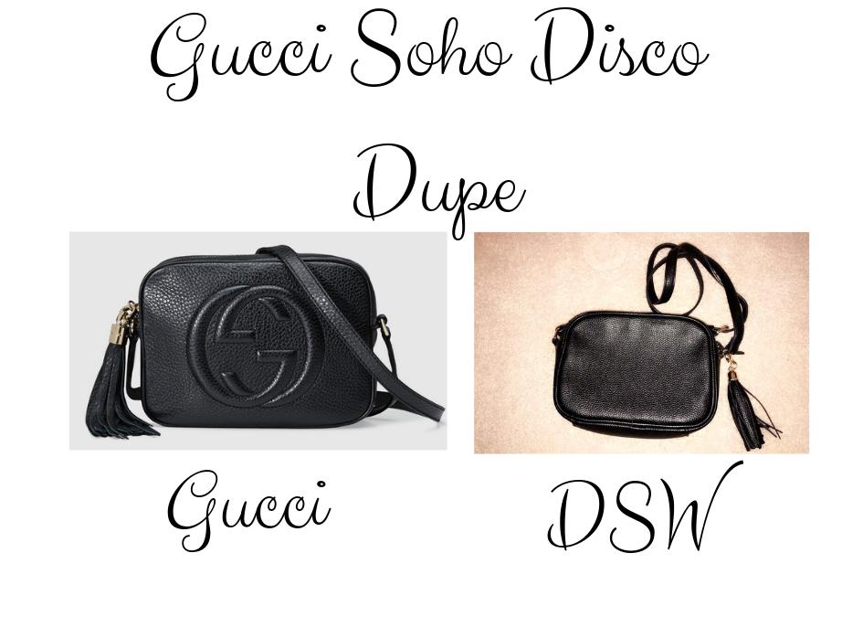 cd816df4856a Gucci Soho Disco Dupe